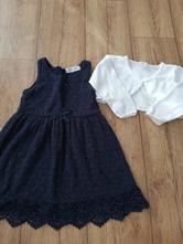 Krajkové šaty, h&m,92