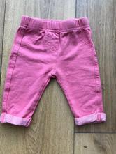 Elastické kalhoty, nutmeg,62