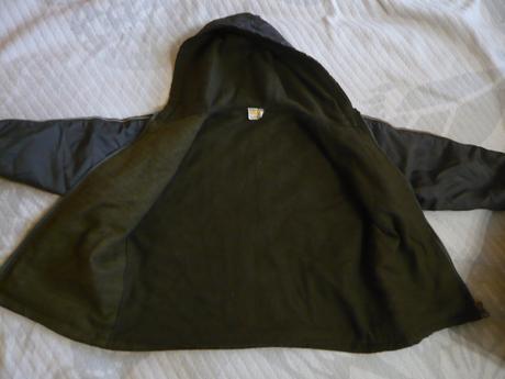 Přechodová bunda, 104