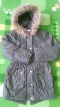 Nepromokavý kabát vel 128, bluezoo,128