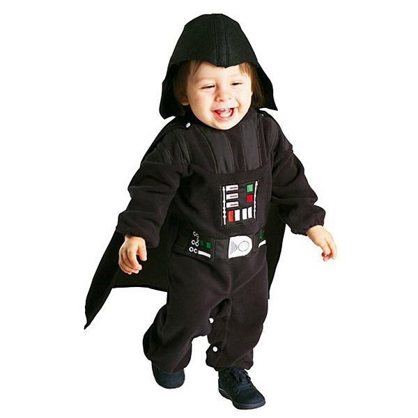 926e69437 Karnevalové kostýmy pro nejmenší :) - Maličký Darth Vader :) - 502 ...