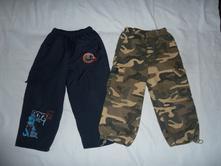 Zateplené kalhoty, frog,104