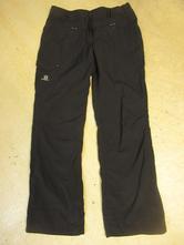 V100     outdoorové kalhoty salomon vel. 40, salomon,40