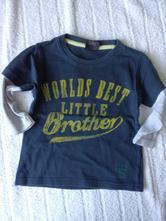 Tričko pro malého brášku, next,86