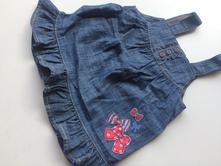 Dívčí šaty č.059, george,62