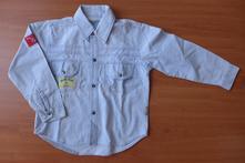 Sportovní košile, vel. 6r., 116