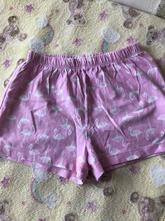 Růžové bavlněné šortky, tu,122