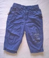 Podšité kalhoty, h&m,80