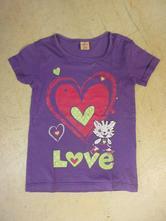 S2556a/17      tričko kiki&koko vel. 110, kiki&koko,110