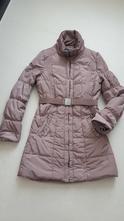 Dámská zimní prošívaný delší bunda-velikost 36/38, s