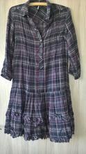 Kostkovaná tunika-šaty, colours of the world,36