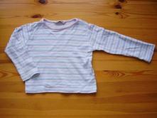Tričko s dlouhým rukávem zn. george vel. 92, george,92