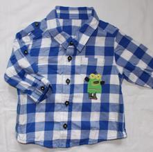 Al25. košile chlapecká 3-6 měs., george,68