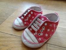 Dětské boty, capáky vel.18, f&f,18