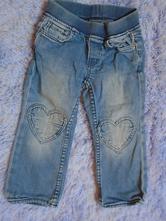 749-dívčí džíny h&m vel.92, h&m,92