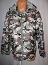 Jarní bunda,větrovka s kapuci, bluezoo,146