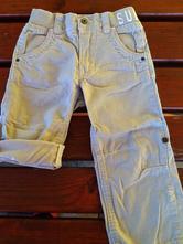 Roll-up kalhoty lindex len/bavlna, lindex,98