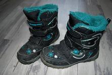 Zimní boty s vločkami, alpine pro,32