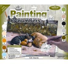 Malování podle čísel velké,