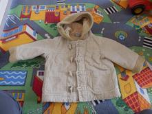Kabátek s kapucí, next,80