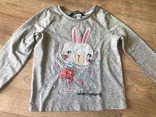 Tričko s králíčkem baletkou, george,92