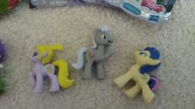 Figurky my little pony,