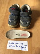 Kotníkové boty superfit vel 21, superfit,21