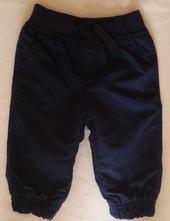 Dětské plátěné kalhoty, vel.86, zn.f&f, f&f,86