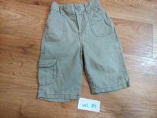 Plátěné kalhoty, cherokee,80