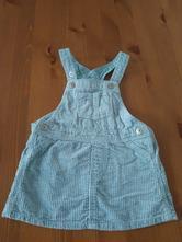 Manšestrové šaty, h&m,68