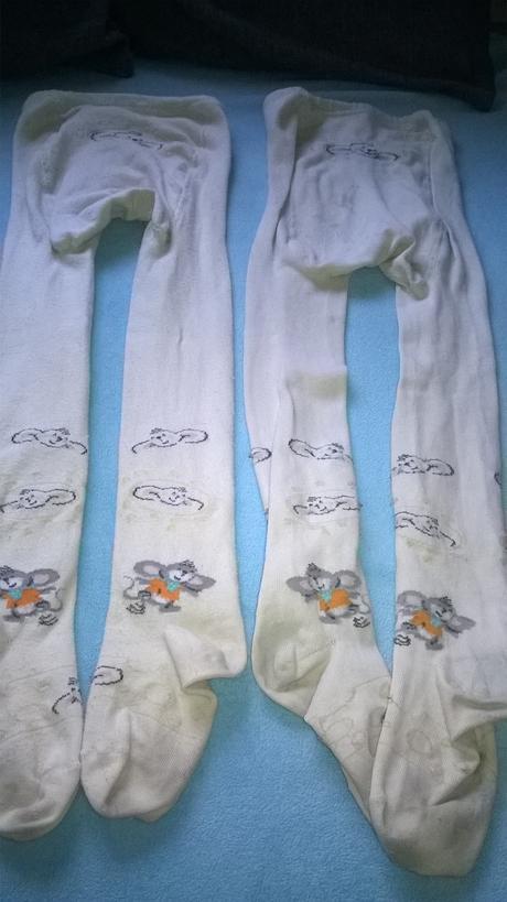 2x bavlnene puncochy myska, 98
