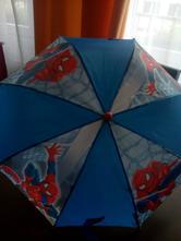 Deštník spiderman, školkový věk,