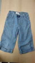 3/4 plátěné kalhoty osh kosh vel.4roky, oshkosh,110