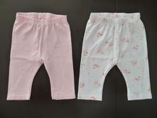 2x nové legíny, kalhoty, dopodopo,62
