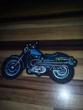 Nažehlovačka motorka,