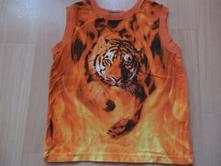 Tílko tygr, h&m,104