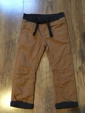 Zateplené kalhoty, palomino,104