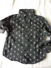 Košile s lebkami, next,104