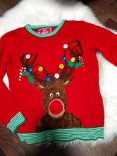 Vánoční svetr, rebel,158