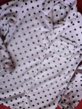 Fleesový pyžamový kabátek, primark,152