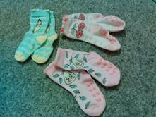 Ponožky s protiskluzem, 18