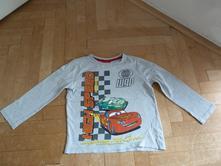 Chlapecké tričko s bleskem zn.disney vel.3-4 r., disney,104