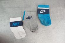 3x ponožky nike, nike,62