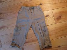 Lněné letní kalhoty, marks & spencer,86