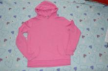 Růžová mikina, new look,158
