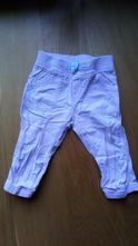 Kalhoty bavlněné, h&m,104
