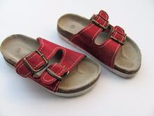 Dívčí  korkové sandále č.459, 29