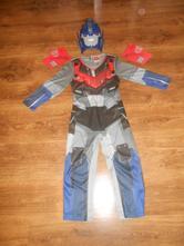 Karnevalový kostým, transformers,