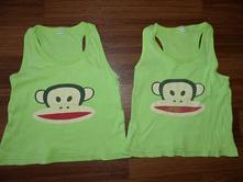 Tílka s opičákem, 98