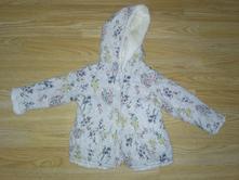 Květovaný kabátek, next,86